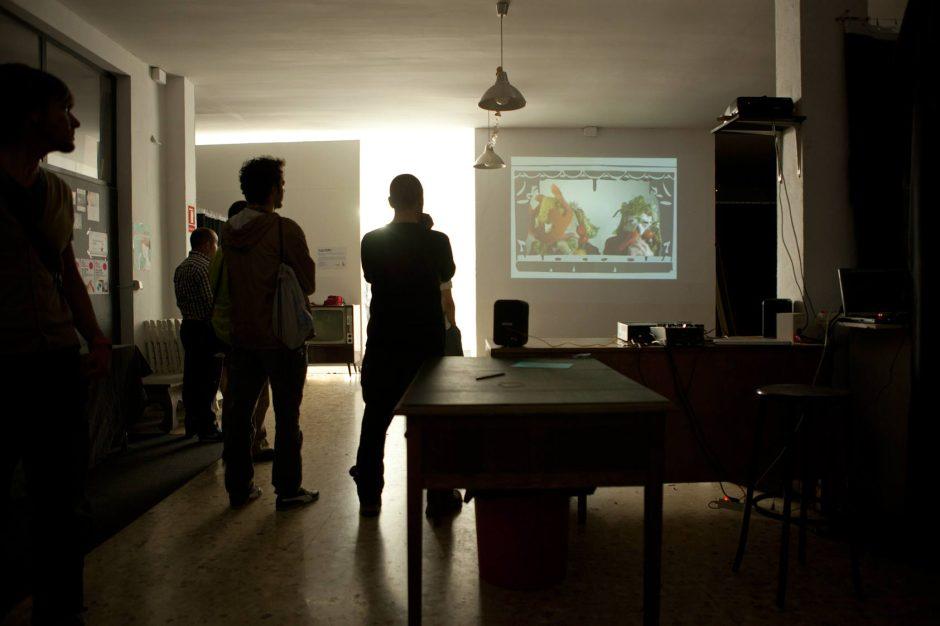 vídeo de PAN (Alberto Chinchón y Miguel Palancares)