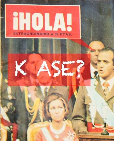 HOLA 01 K ASE?